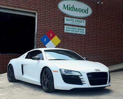Auto paint shops