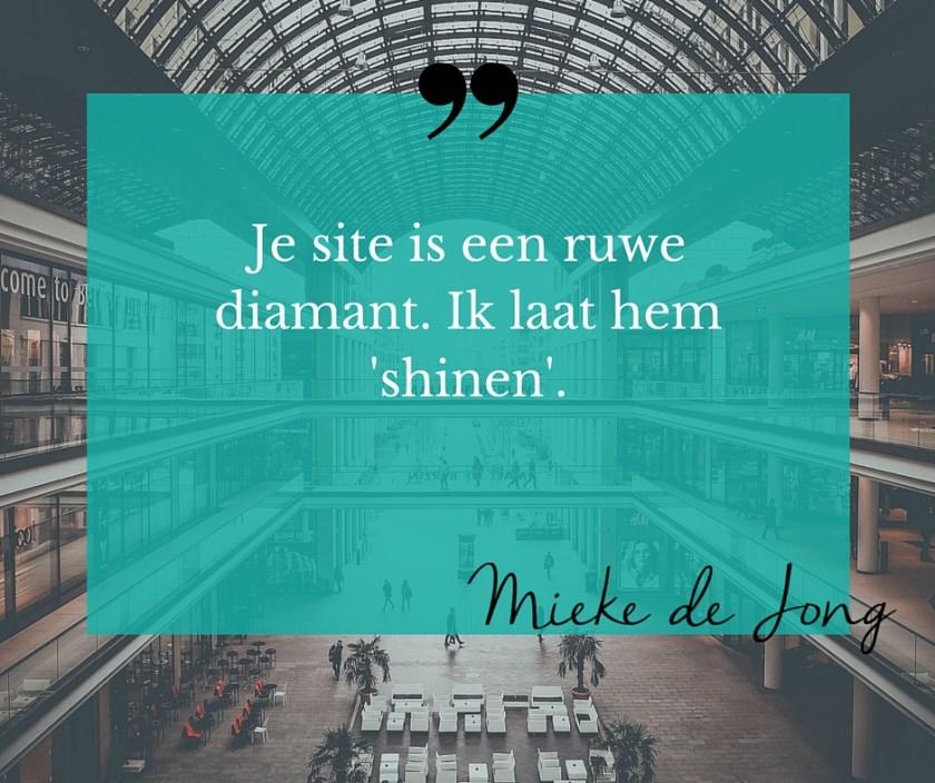 Over Mieke
