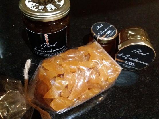 bonbon miel propolis, bonbon miel, bonbon au miel de montagne, vente bonbon miel