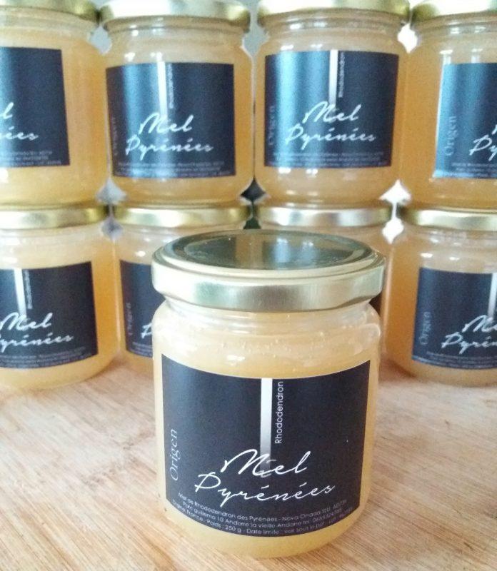 miel de rhododendron, miel rhododendron, rhododendron miel, miel de rhododendron bio, miel de rhododendron pyrenees, miel rhododendron bienfait