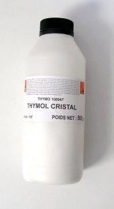 thymol cristal, traitement varroa bio, traitement varroa au thymol