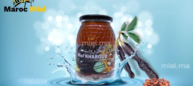 عسل الخروب: مذاق مميز ومميزات عظيمة