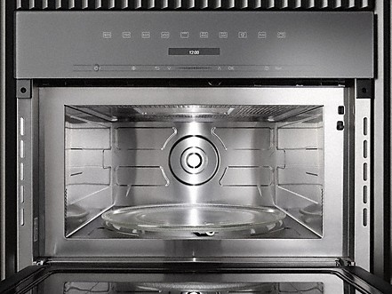 stainless steel oven interior microwaves