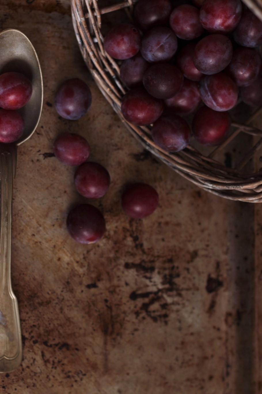 marmellata prugnette selvatiche anice stellato e cannella 1