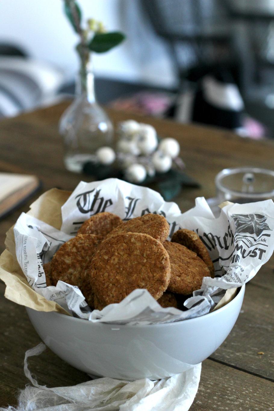 biscotti ai cereali e caffe vegani 1
