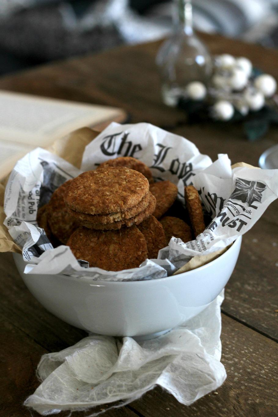 biscotti ai cereali e caffe vegani 2