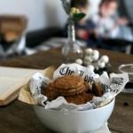 Biscotti integrali con avena e caffè (ricetta veg)
