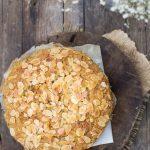 Torta ebraica di arance e cocco
