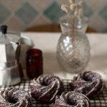 Ciambelline al doppio cioccolato