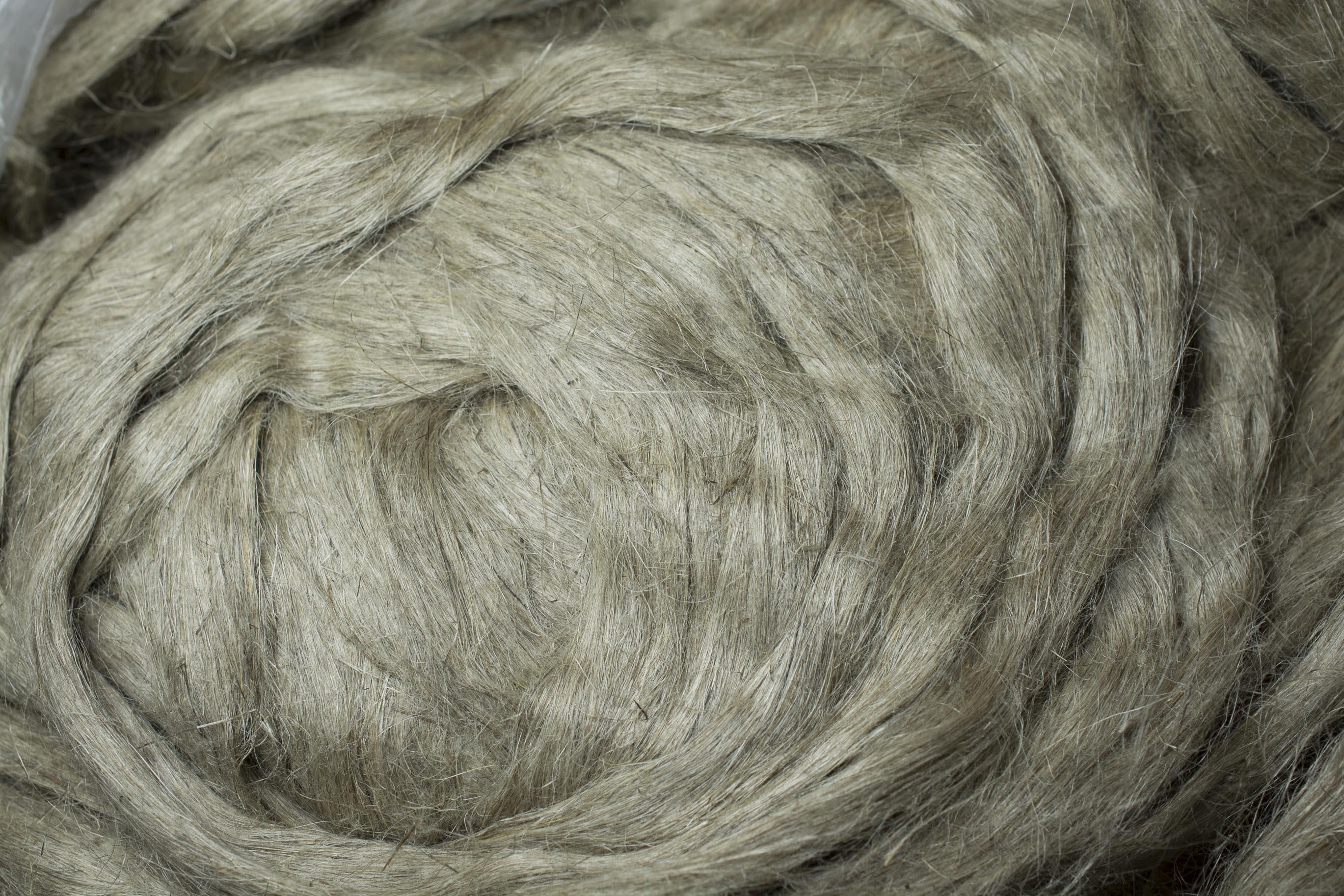 4 ounces Natural Green Easy to Spin Cotton