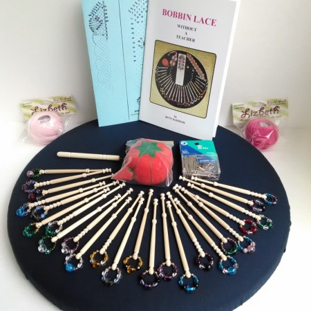 Bobbin Lace Pillows & Kits