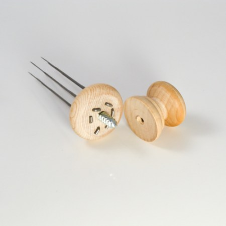 6 Needle Felting Tool, open