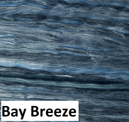 Bay Breeze Merino Silk Top