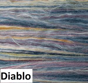 Diablo Merino Silk Top