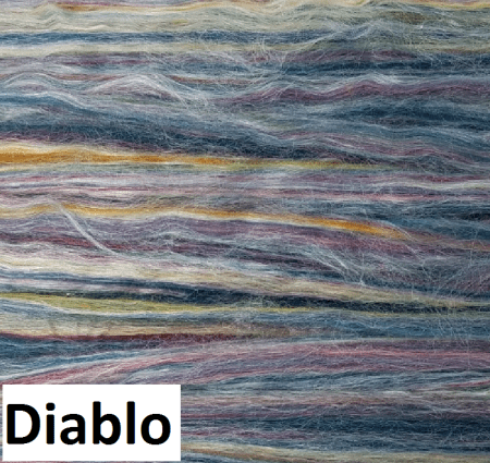 Diablo Merino Silk Top