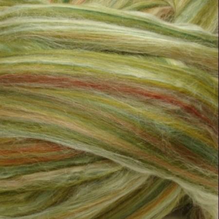 Green Merino Silk Blend
