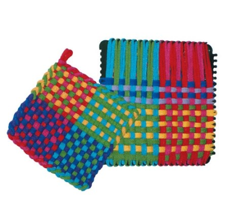 Pot Holder loom