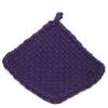 Purple Potholder