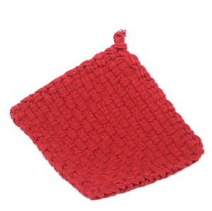 Red Potholder