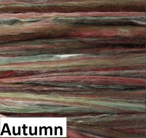 Autumn Merino Silk Top