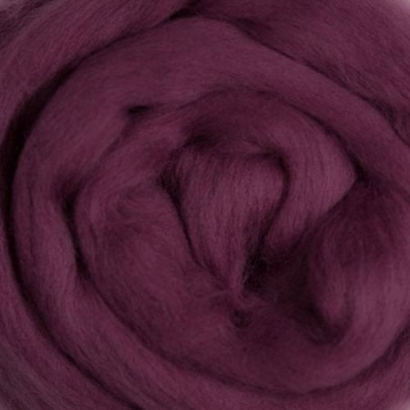 Berry Merino Top