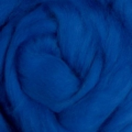 Blue Merino Top