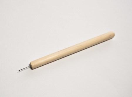 Wood Handle Pricker