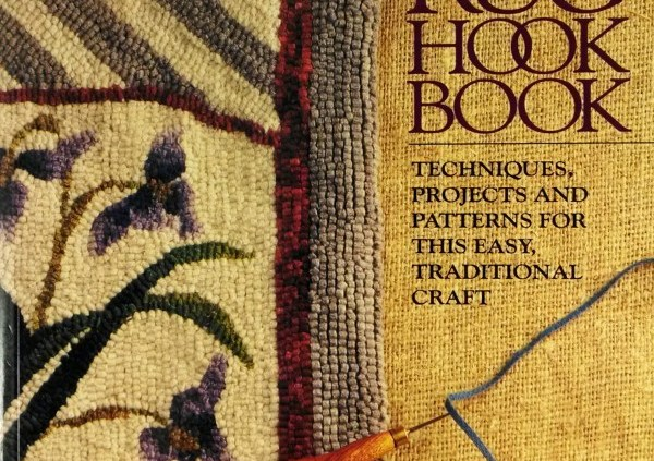 Rug Hook Book by Thom Boswell