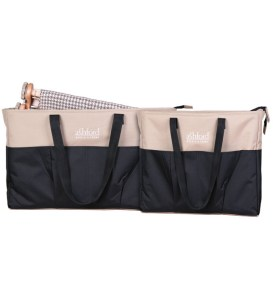 The Knitters Loom Carry Bags come in multiple sizes.