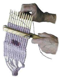 Lacis Weaving Stick Loom