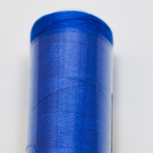Blue Linen Thread