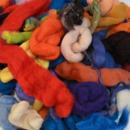 Wool Sale Fiber