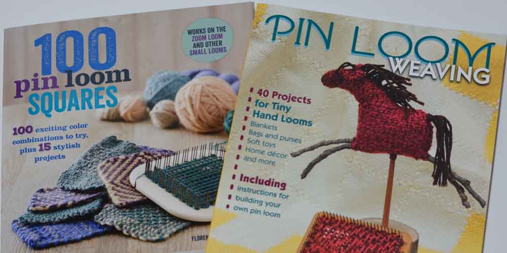 Pin Loom Weaving Books