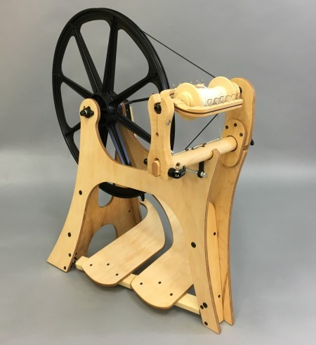 Schacht Flatiron Spinning Wheel