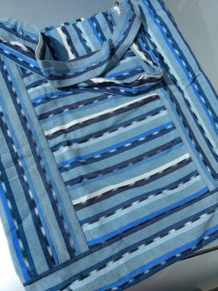 Blue Jaspe bag