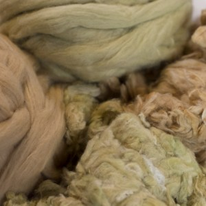 Colored Cotton Spinning Fiber