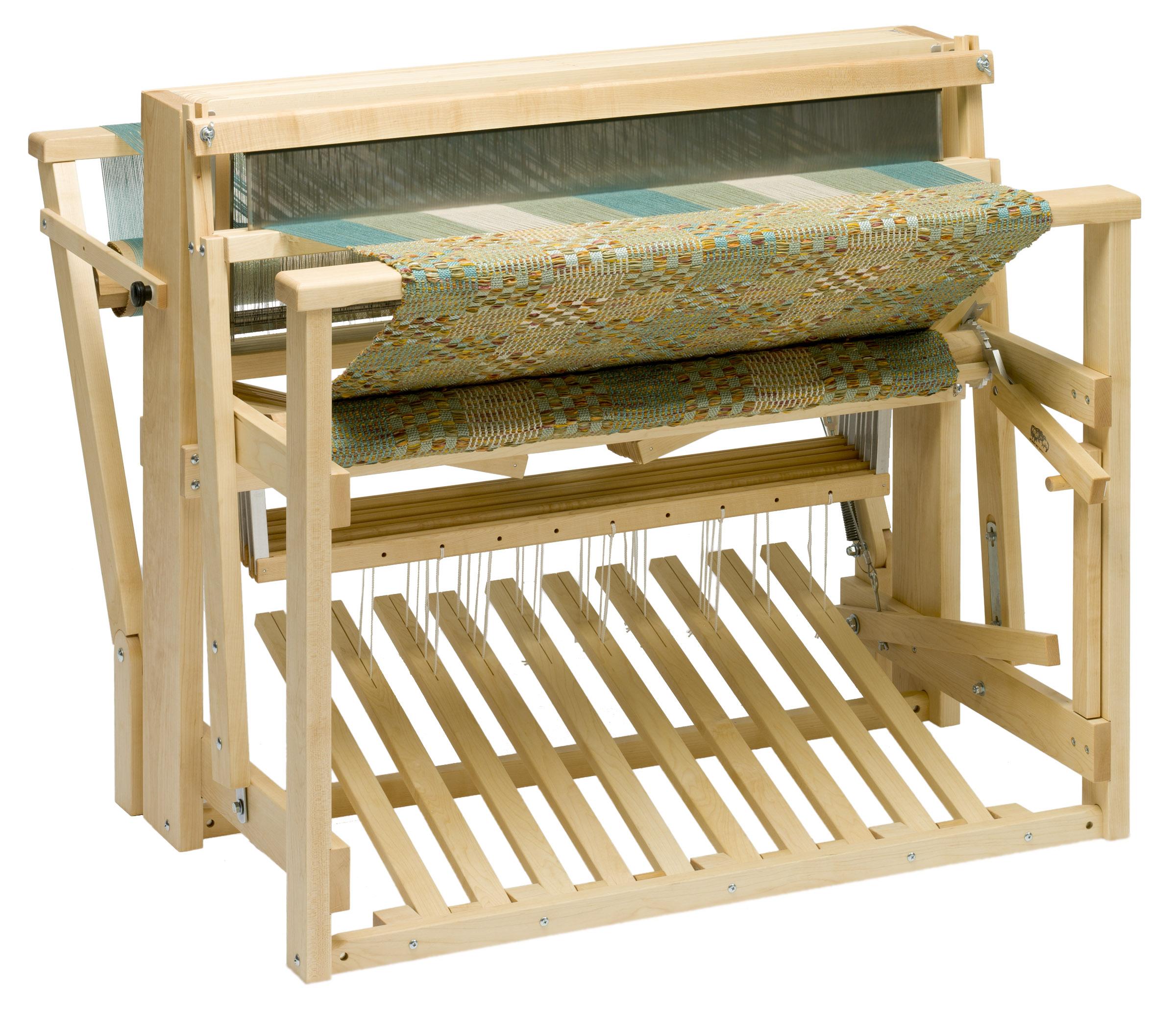 Floor Looms - Mielke's Fiber Arts