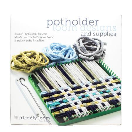 Potholder Loom Designs Kit