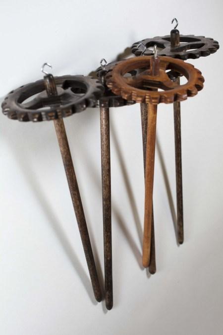 Snyder Steampunk Gear Spindle