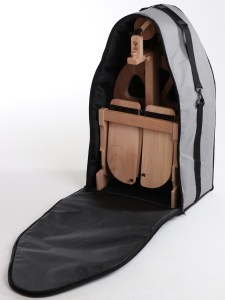 Ashford Kiwi 3 Wheel Carry bag