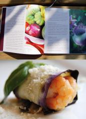 Ontwerp | Opmaak | Tekst | Bereiding & Fotografie Aubergine Kookboek Purple Pride