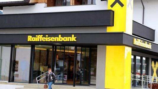 Neueröffnung Raiffeisenbank in Mieming, Foto: Knut Kuckel
