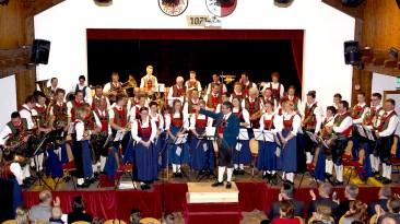 Frühjahrskonzert der Musikkapelle Mieming, Foto: Andreas Fischer