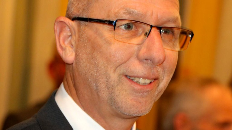 "Bürgermeister Dr. Franz Dengg: ""Der Gemeinde geht's gut."" - Foto: Knut Kuckel"