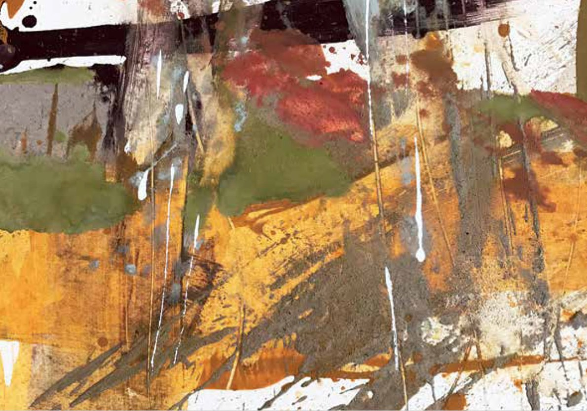 Malerei/Grafik, Theresia Schweiger. Foto: Kunst-Werk-Raum