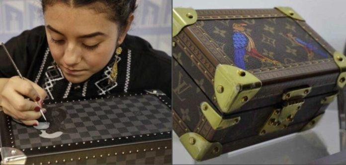 Louis Vuitton presenta colección de baúles decorados por artesanos  mexicanos -