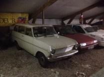 Kadett A Caravan, BX 4x4, Fiesta XR2i