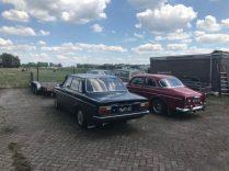 1972 & 1973 Volvo 144