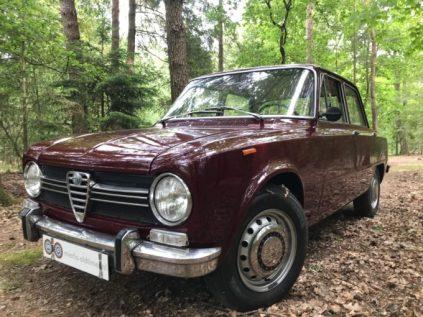 Alfa Romeo Giulia 1300ti
