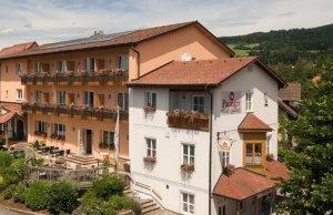 Hotel Paunger Aussenansicht